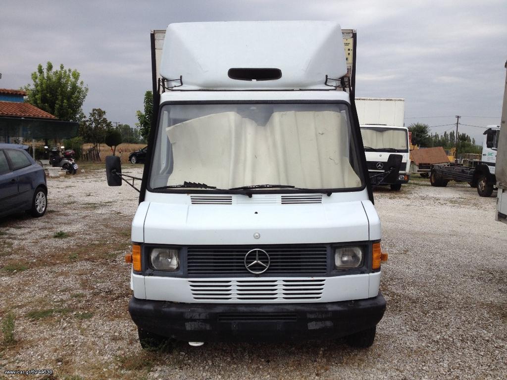 Mercedes benz 410 diesel 39 1992 6500 0 eur for Mercedes benz 6500
