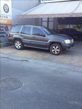 Jeep Grand Cherokee Limited '02 - 5.500 EUR
