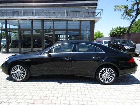 Mercedes-Benz CLS 500 FULL EXTRA AYTOMATIC  '07 - € 38.900 EUR
