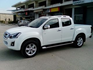 Isuzu D-Max 1.9 4X4 4 DOOR GRAVITY (MY 17)