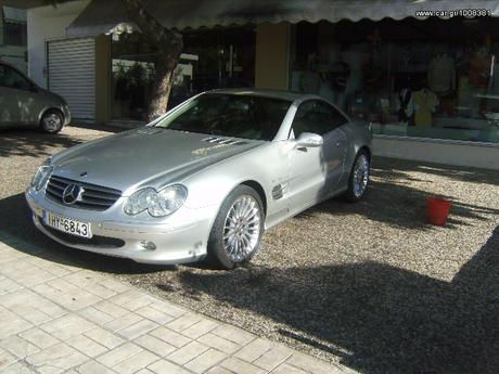 Mercedes-Benz SL 500 SL 500 LOOK AMG '03 - € 19.900 EUR (Συζητήσιμη)