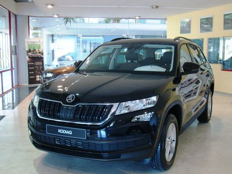 skoda kodiaq ambition 1 4 tsi 125ps 4x2 39 18 eur. Black Bedroom Furniture Sets. Home Design Ideas