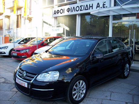 Volkswagen Jetta 1.6 105PS HIGHLINE DSG  '06 - 8.500 EUR
