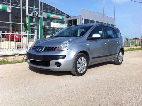 Nissan Note  '06 - 4.400 EUR