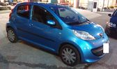 Peugeot 107 AUTOMATIC FULL EXTRA