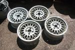 ORIGINAL BBS BMW E 30 M-TEC 2 PACK 7X15