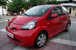 Toyota Aygo BOOK SERVICE 1.0