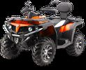 CFmoto  C-FORCE 550 4WD