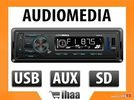 Ράδιο/usb/sd Audio Media AMR-116 4X20w  - € 35 EUR
