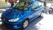 Peugeot 206 1400 sweet years 90hp