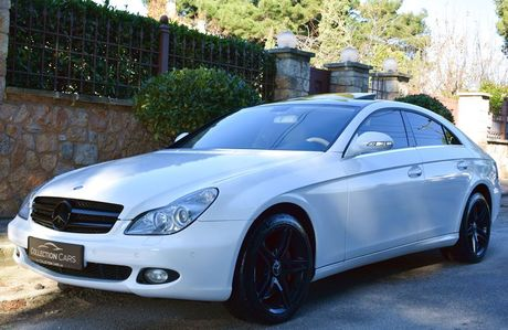 Mercedes-Benz CLS 500 63 AMG LOOK TV-DVD-NAVI-OPΟΦΗ '05 - 17.990 EUR