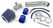 TENZO-R AIR INTAKE KIT WITH SPORT AIR FILTER BLUE FOR BMW 3E...