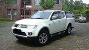 Mitsubishi L200 SAFARI LONG /EURO5/BOOK