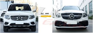 MERCEDES GLC CLASS X253 2015- AMG  FULL BODY KIT
