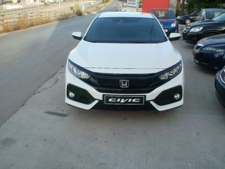Honda Civic ELEGANCE 1.0 129PS V-TEC '17 - 22.500 EUR