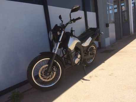 Derbi Cross CITY 125  Cross city 125 '10 - 1.200 EUR (Συζητήσιμη)