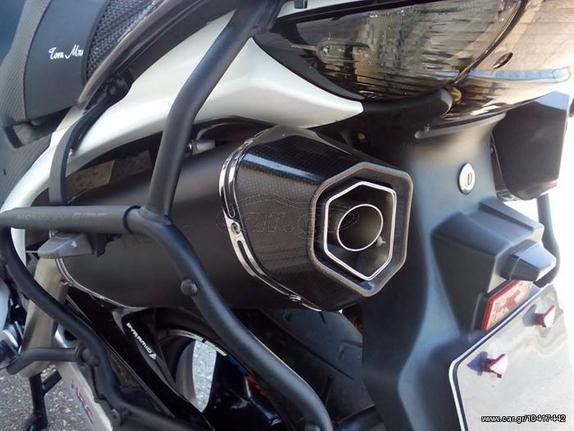 Τελικά Εξάτμισης REMUS HEXACONE Ζευγάρι Για Honda Varadero 1000 ... ba4c955cb02