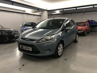 Ford Fiesta TREND BLUETOOTH AUTOK