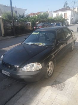 Honda Civic V-TEC 125HP '98 - 1.700 EUR (Συζητήσιμη)
