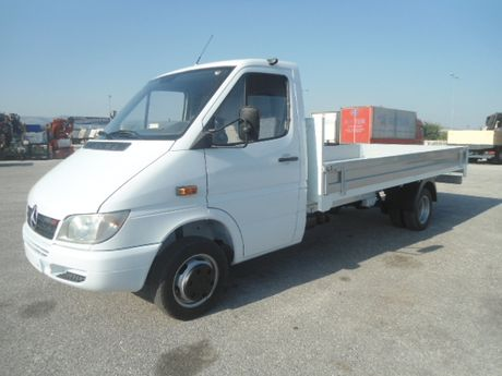 Mercedes-Benz  SPRINTER 413 CDI '04 - 2 EUR