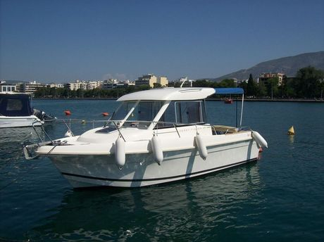 Jeanneau  625 Merry Fisher '09 - 22.000 EUR