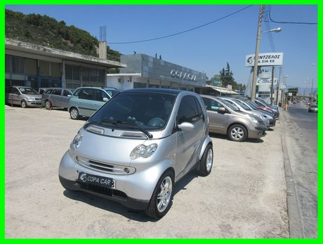 Smart ForTwo DIESEL COPA CAR με αποσυρση '04 - 4.990 EUR