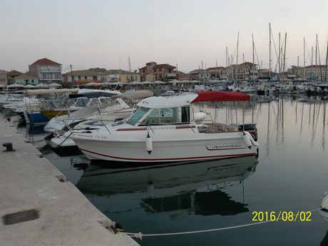 Jeanneau  MERRY FISHER 625 '07 - 23.000 EUR (Συζητήσιμη)