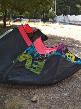 North Sails  full kite set north evo xenon '16 - 550 EUR
