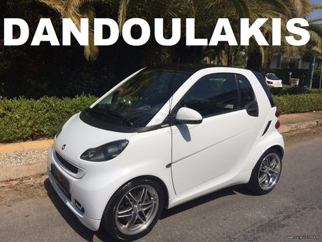 Smart ForTwo BRABUS TAILOR MADE  '11 - 10.900 EUR