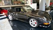 Porsche 911 993  turbo 2 look cabrio