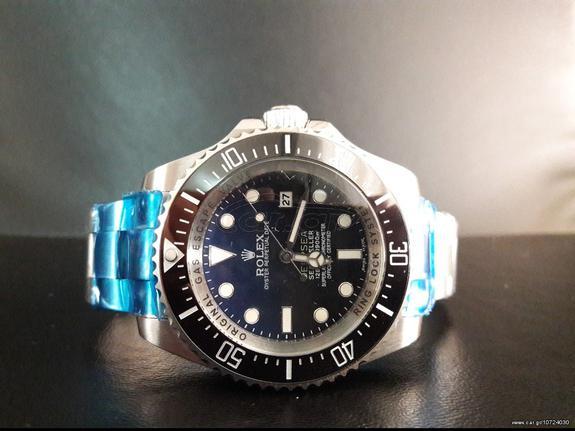 Rolex Deep Sea D-Blue Replica κορυφαίας ποιότητας! - € 220 EUR - Car.gr ee750451677