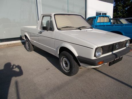 Volkswagen  CADDY 1.6 βενζινη '91 - 2.500 EUR