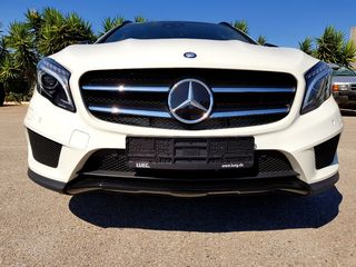 Mercedes-Benz GLA 180 amg look