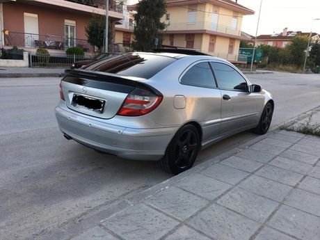 Mercedes-Benz C 200 Sports cupe '07 - 10.500 EUR