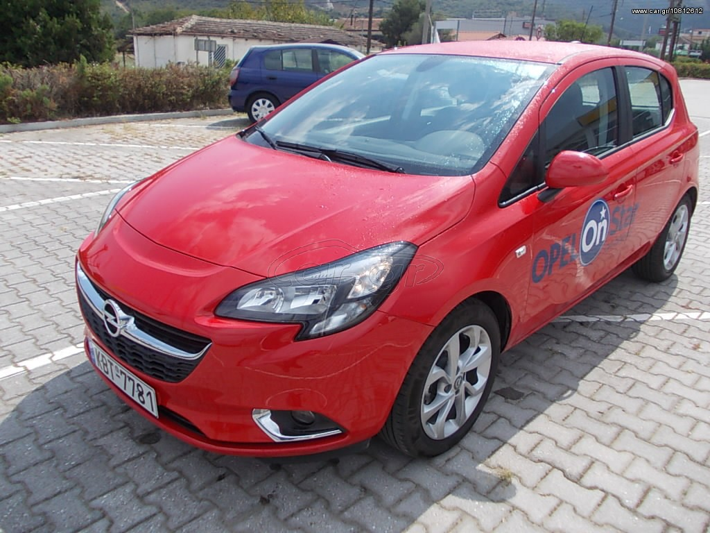 opel corsa corsa 1 4 innovation on star 39 2017 11900 0 eur. Black Bedroom Furniture Sets. Home Design Ideas