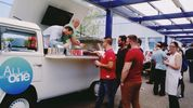 Volkswagen T2 Mobile Bar - Cocktail Bar