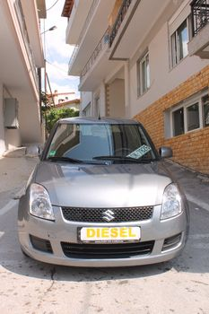 Suzuki Swift DDIS 1.3 DIESEL TURBO ΕΥΚΕΡΙΑ '09 - 5.399 EUR