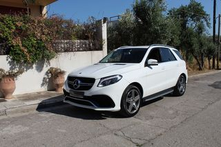 Mercedes-Benz GLE 250 d 4MATIC AMG PACKET ΕΛΛΗΝΙΚΟ