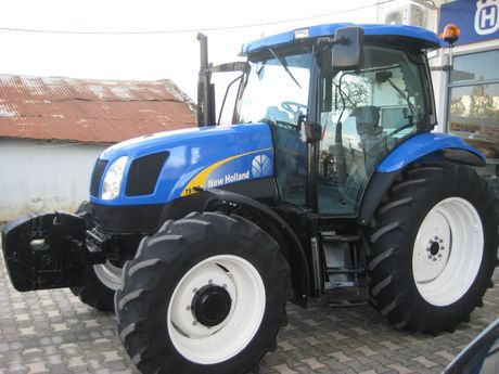 New Holland  TS100A  '06 - 0 EUR