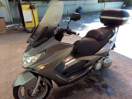 Kymco Xciting 500i  '07 - 1.300 EUR