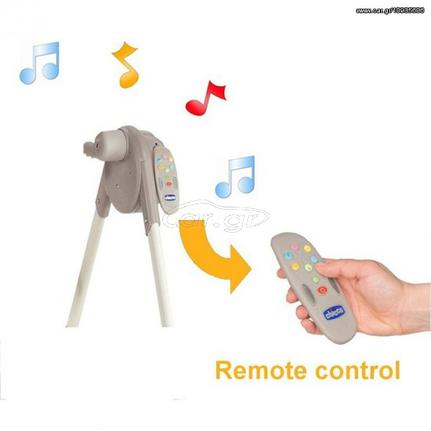 ed5b3ec001e Chicco Polly Swing Up (Hλεκτρικό με τηλεχειριστήριο) Βρεφικό Relax Ρηλάξ  Κούνια!!! Παλιά Σχεδίαση. Previous
