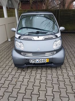 Smart ForTwo PASSION FULL EXTRA AYTOMATO '05 - 3.891 EUR