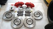 BREMBO 6πίστονα 334Χ32 5Χ100 Audi S3 - VW GOLF 4 -  SKODA OC...