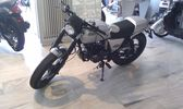 "Brixton BX 125 Injection ""R""CAFE RACER ! SERVICE & ΔΩΡΟ"