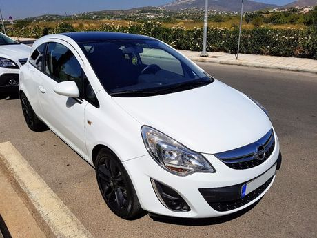 Opel Corsa SPORT COLOR EDITION - ΕΛΛΗΝΙΚΟ '11 - 9.000 EUR