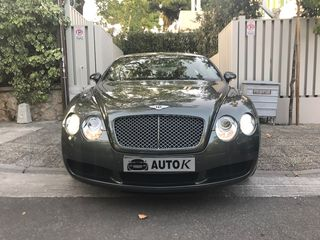 Bentley Continental GT MULLINER AUTOK