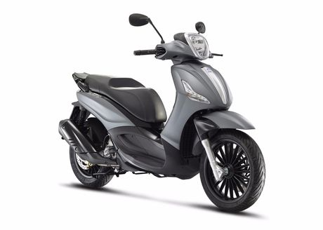 Piaggio Beverly 300 300S ΚΑΙΝΟΥΡΙΟ abs '17 - € 4.100 EUR