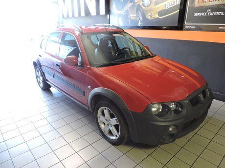 Rover Streetwise  '04 - 2.600 EUR