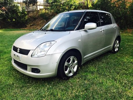 Suzuki Swift 5ΘΥΡΟ '06 - 4.799 EUR