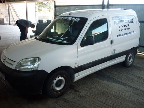 Citroen Berlingo 2.0 HDI '03 - € 3.999 EUR